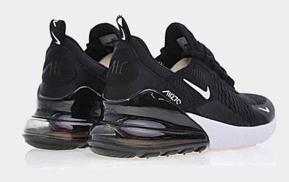 кроссовки Nike Air Max 270 Black-White