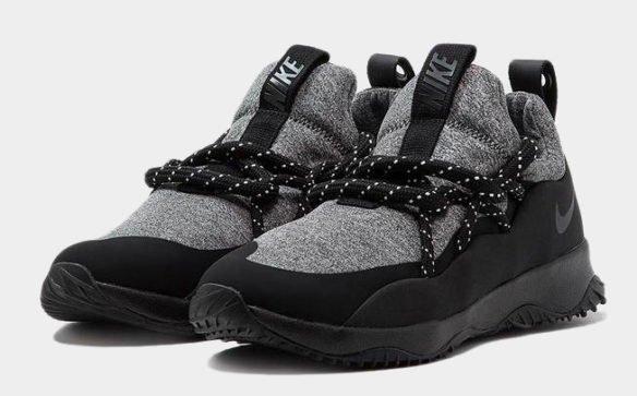Фото Nike City Loop черно-серые - 1